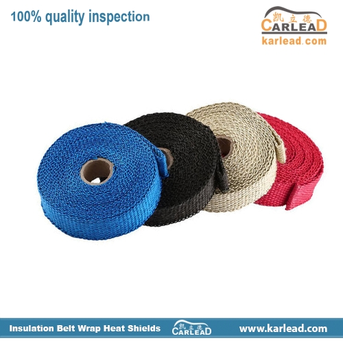 Exhaust Heat Wrap Insulation Belt