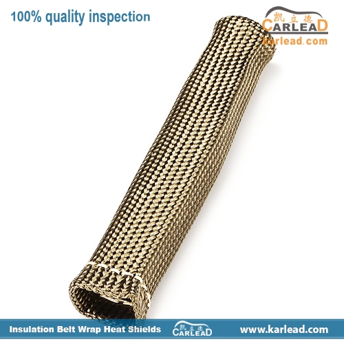 Thermal Spark Plug Wire Heat Shield Sleeve