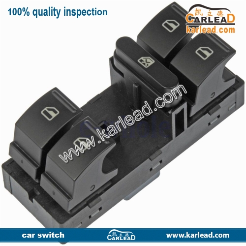 1K4959857, 1K4959857B, Power Window Switch