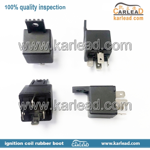 12V 30A 4-pin auto car cabin motorcycle light lamp horn relay
