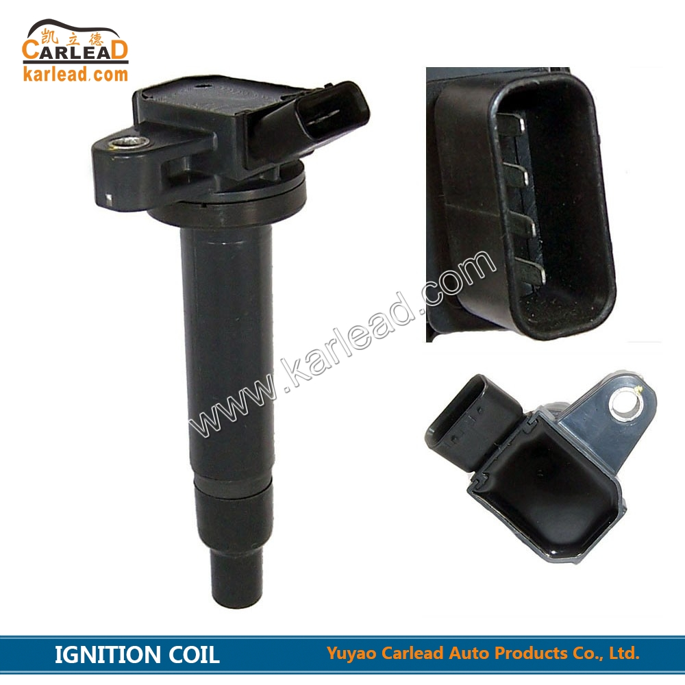 90080-19027, DQG1114, Ignition Coil