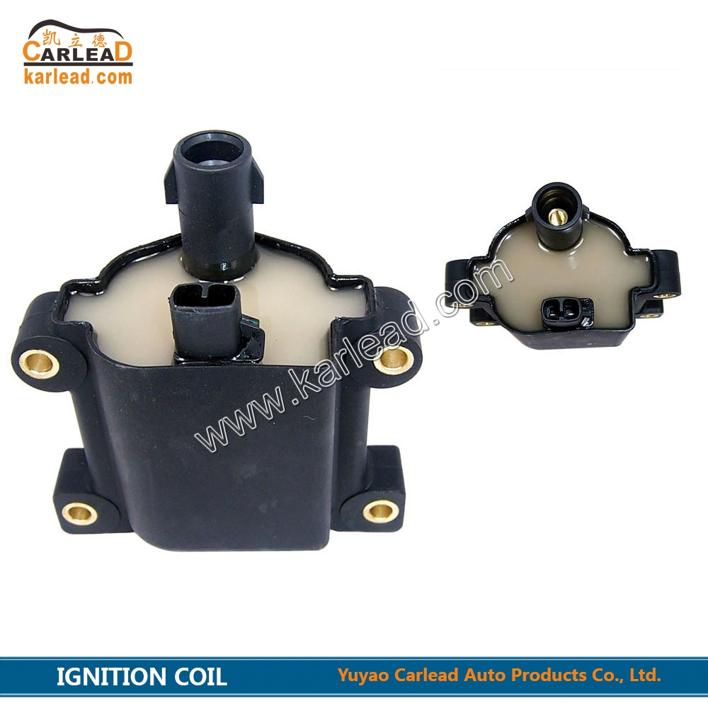90919-02207, 19080-46020, DQG141A, Ignition Coil