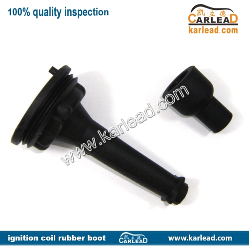 BMW series ignition coil rubber boot