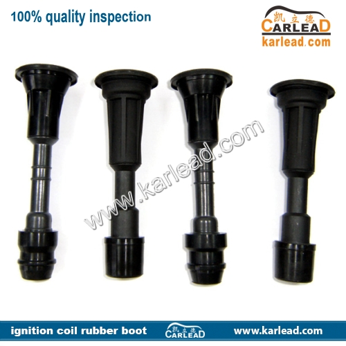 NISSAN series ignition coil rubber boot