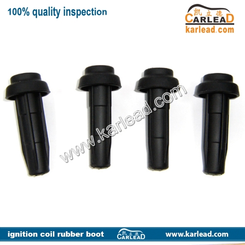 OPEL series ignition coil rubber boot