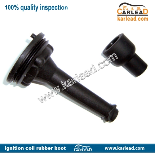 VOLVO series ignition coil rubber boot